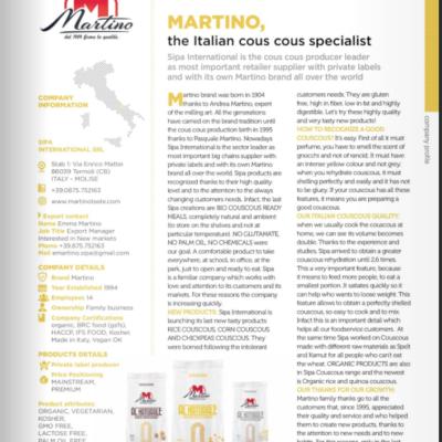 ITALIANFOOD NET 1-2017 MARTINO