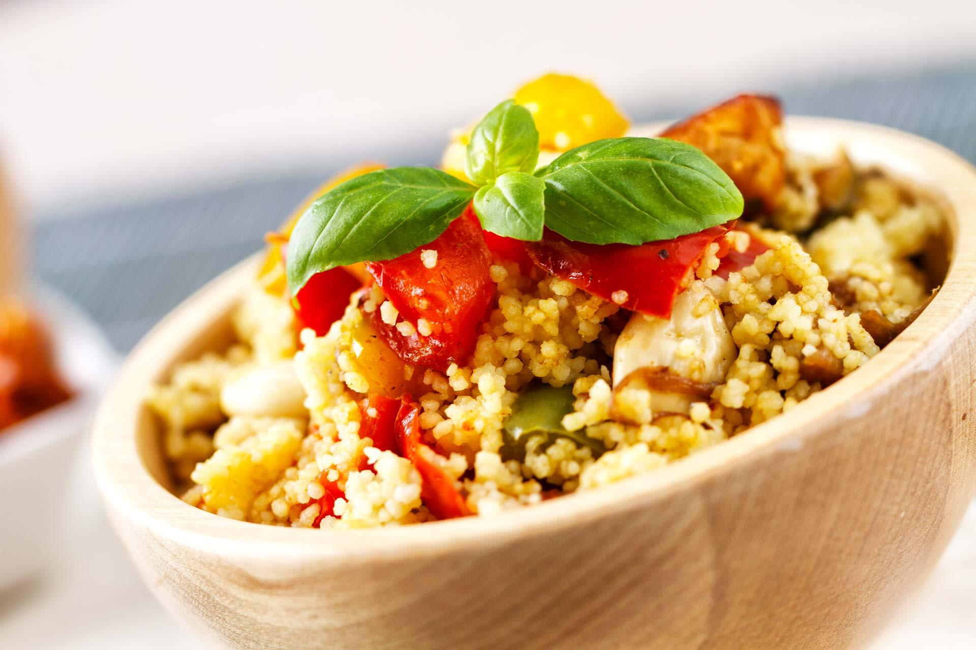 Couscous e dieta ipocalorica