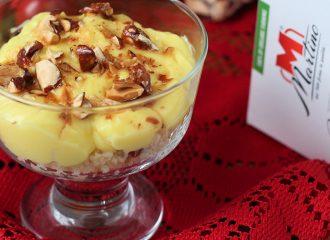 Coppa di Couscous crema e croccante