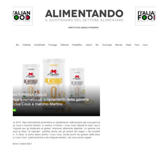 martino-BIO&CONSUMI---SPECIALE-CIBUS-2016