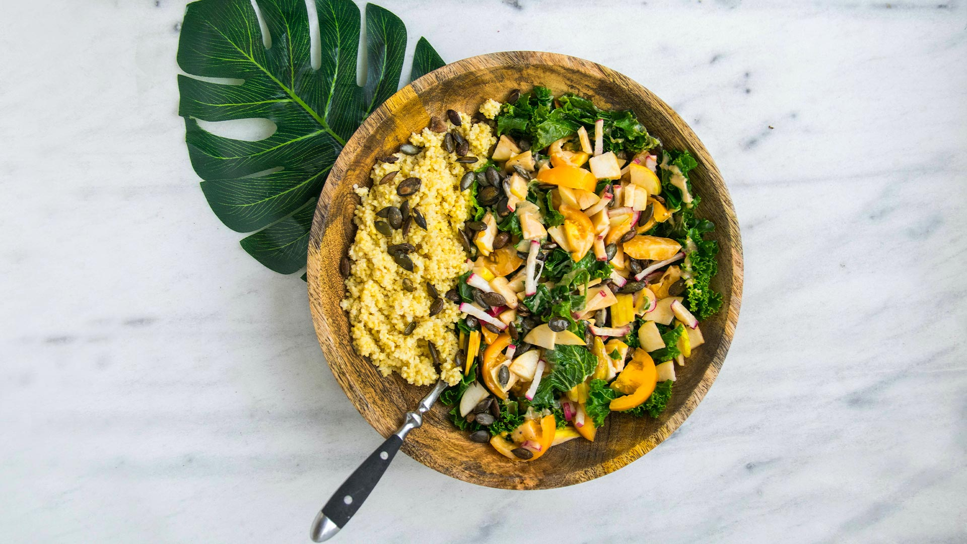 Vegan cous cous recipe