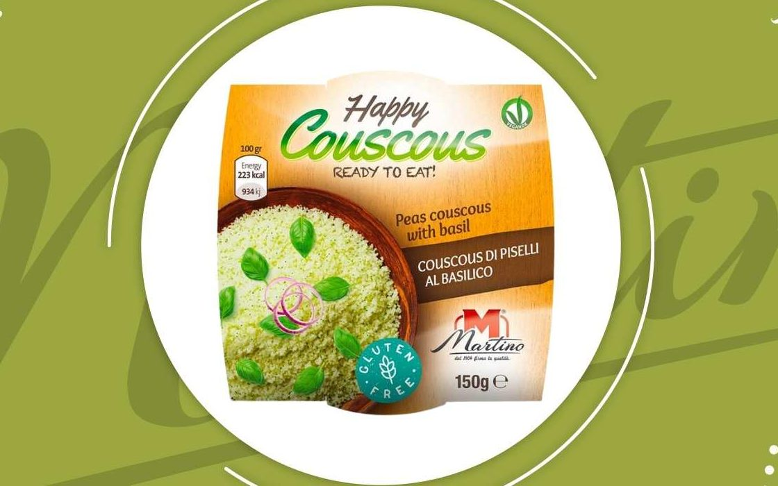 happy couscous di piselli